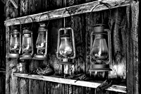 Lanterns & Old Shoes - Bodie